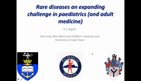 The expanding problem of rare diseases...