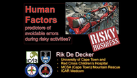 Human factors - Predictors of ...