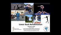 Lower back rehabilitation...