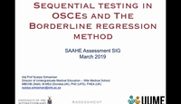 Sequential testing in OSCEs - ...