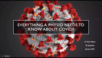 What Physios and Allied HCPs need to know about COVID...
