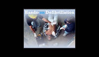 Hands-On Defibrillation...