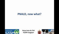 PNALD, now what?...