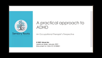 A Practical Approach to ADHD...