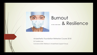 Burnout amongst nurses...
