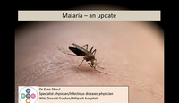 Malaria - an update...