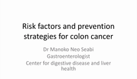 Risk factors and prevention st...
