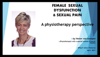 Female sexual dysfunction and ...